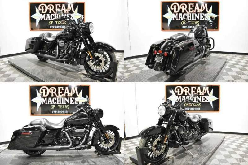 2018 Harley-Davidson FLHRXS - Road King Special Black for sale