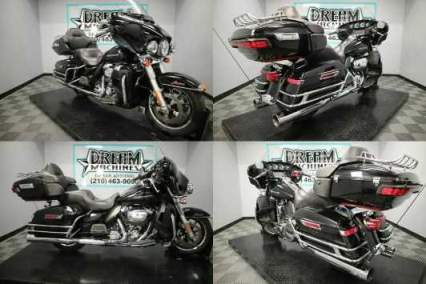 2018 Harley-Davidson FLHTK - Ultra Limited Black for sale craigslist