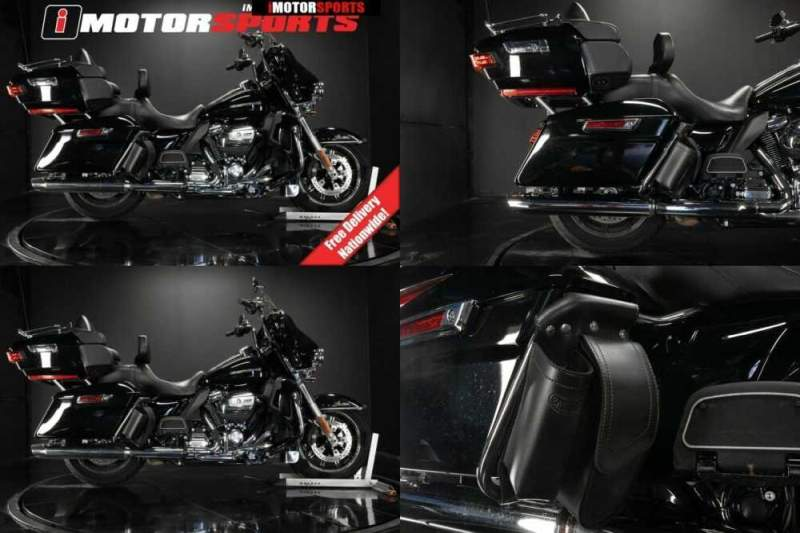 2018 Harley-Davidson FLHTK - Ultra Limited Black for sale craigslist photo