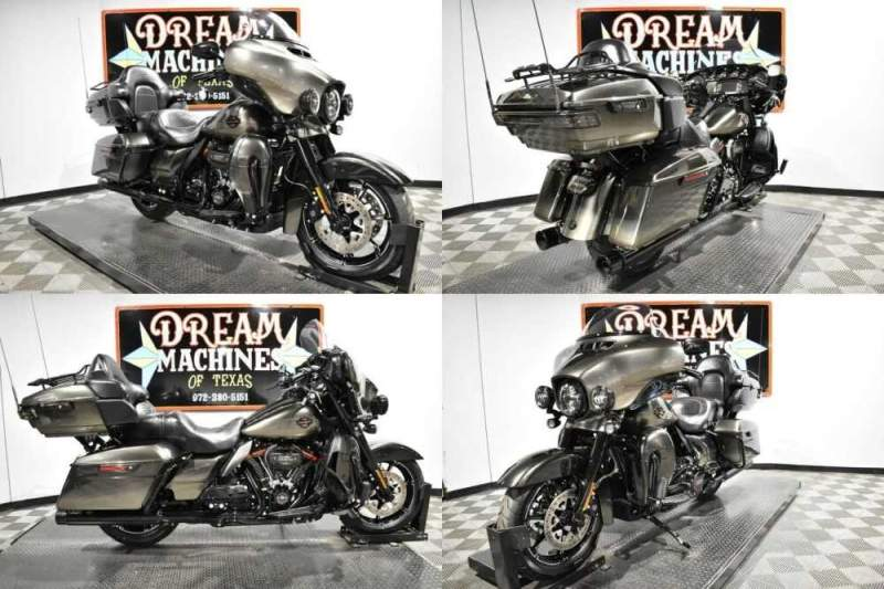 2018 Harley-Davidson FLHTKSE - Screamin Eagle Limited CVO Black for sale craigslist photo