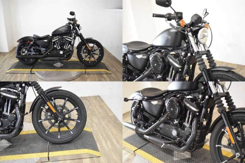 2018 Harley-Davidson Iron 883™ Black for sale craigslist photo