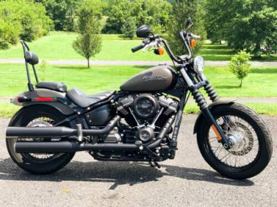 2018 Harley-Davidson Softail Denim Black & Industrial Gray Denim for sale craigslist