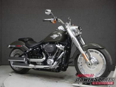 2018 Harley-Davidson Softail FLFBS FAT BOY WABS INDUSTRIAL GRAY for sale craigslist photo