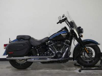 2018 Harley-Davidson Softail FLHCS HERITAGE CLASSIC 115TH ANNIVERSARY LEGEND BLUE/VIVID BLACK for sale craigslist