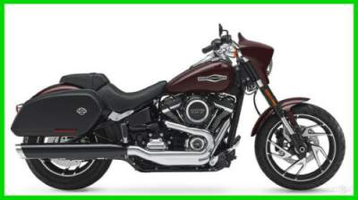 2018 Harley-Davidson Softail Sport Glide Twisted Cherry for sale craigslist
