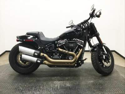 2018 Harley-Davidson Softail Vivid Black for sale craigslist photo