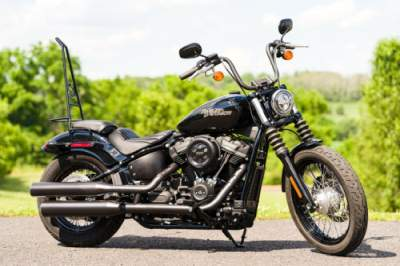 2018 Harley-Davidson Softail Vivid Black for sale craigslist