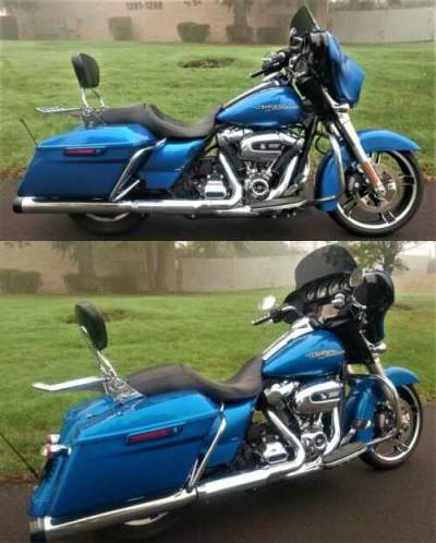 2018 Harley-Davidson Touring  for sale craigslist photo