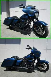2018 Harley-Davidson Touring Street Glide Special 115th Anniversary Edition Legend Blue Denim for sale craigslist