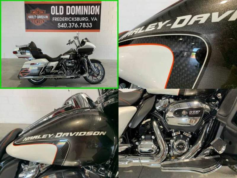 2018 Harley-Davidson Touring Road Glide Ultra QUANTICO CUSTOM for sale craigslist