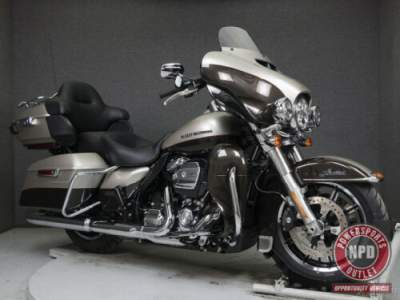 2018 Harley-Davidson Touring SILVER FORTUNE/SUMATRA BROWN for sale craigslist