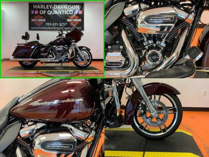 2018 Harley-Davidson Touring Twisted Cherry for sale craigslist photo