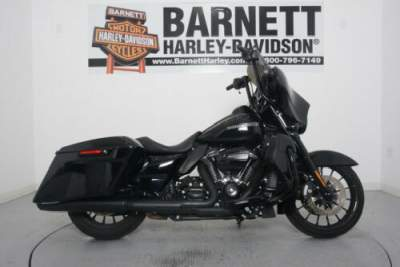 2018 Harley-Davidson Touring Special Vivid Black for sale craigslist photo