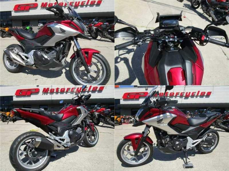 2018 Honda NC750X Red for sale craigslist photo