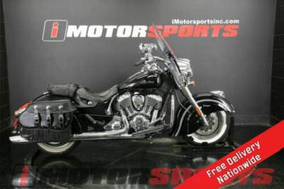 2018 Indian Chief Vintage ABS Thunder Black -- for sale craigslist photo