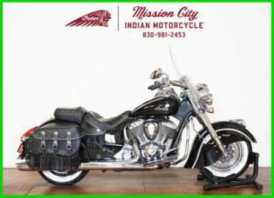 2018 Indian Chief Vintage ABS Thunder Black Thunder Black for sale craigslist
