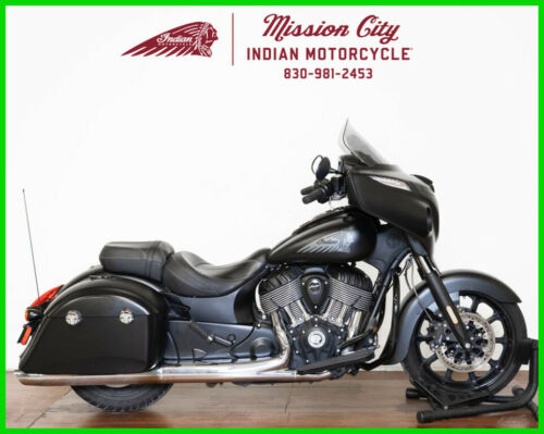 2018 Indian Chieftain Dark Horse ABS Thunder Black Smoke Thunder Black Smoke for sale craigslist