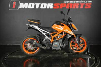 2018 KTM 390 Duke -- for sale craigslist photo