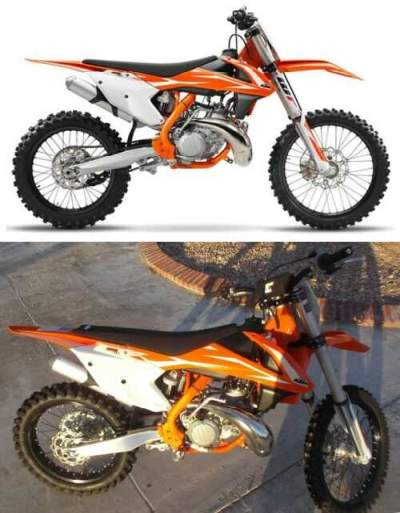 2018 KTM SX  for sale craigslist photo