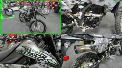 2018 Kawasaki KLX 250 Camo CAMO for sale craigslist