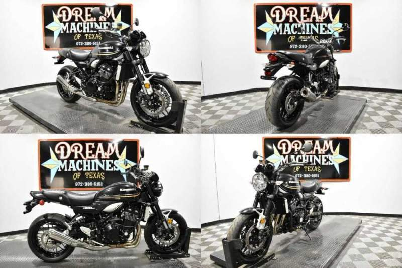 2018 Kawasaki Z900RS Black for sale