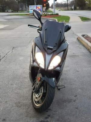 2018 Kymco Xciting 400i Gray for sale craigslist photo