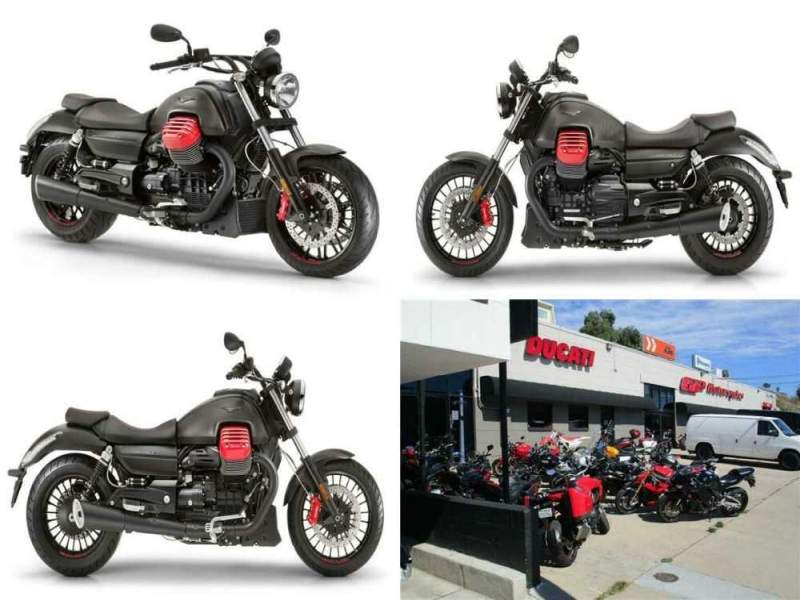 2018 Moto Guzzi Audace Carbon CARBON FIBER for sale craigslist photo