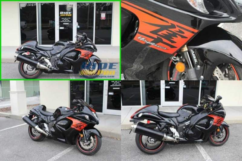 2018 Suzuki Hayabusa 1340 Black for sale craigslist photo