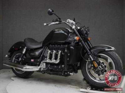2018 Triumph Rocket III ROADSTER WABS MATTE PHANTOM BLACK for sale craigslist
