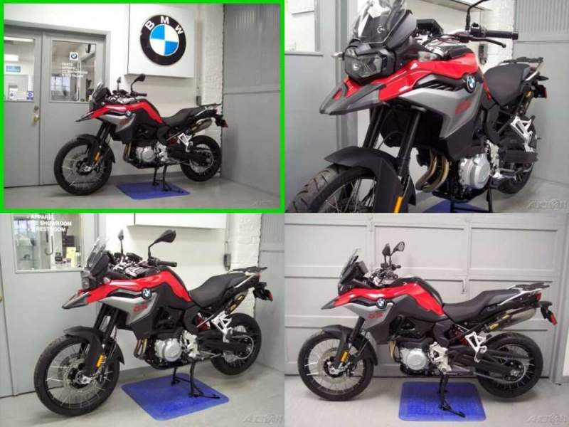 2019 BMW F-Series 850 GS Red for sale