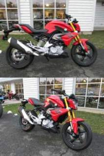 2019 BMW G310R Red for sale craigslist photo