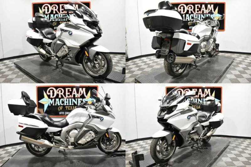2019 BMW K-Series White for sale