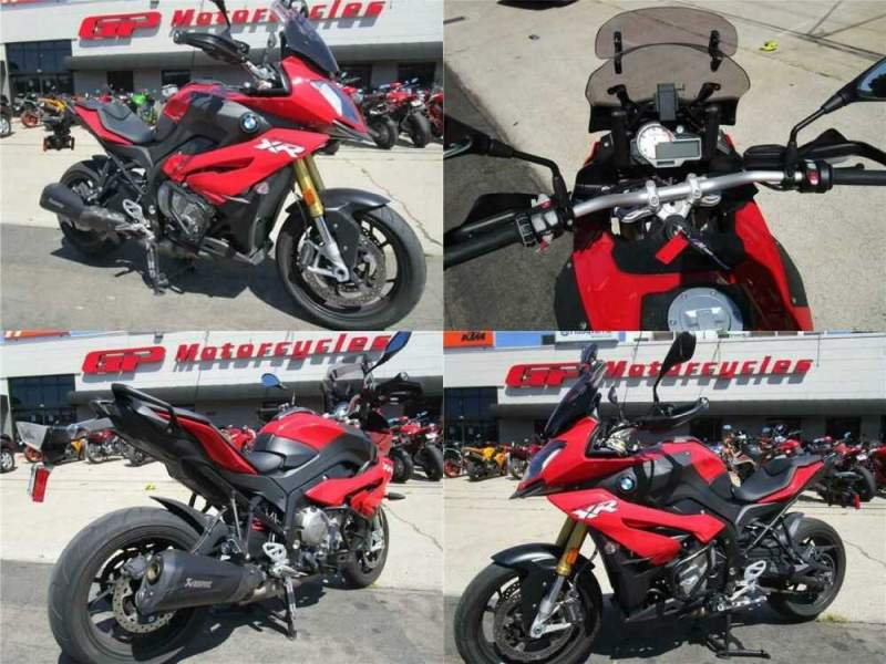 2019 BMW S1000XR Red for sale craigslist photo