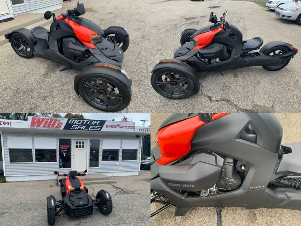 2019 Can-Am Ryker 900 Black for sale craigslist photo