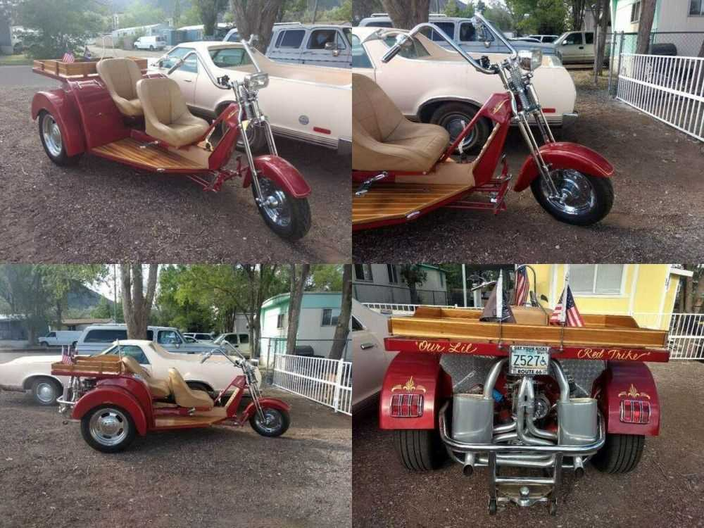 2019 Custom Built Motorcycles 2019 VW TRIKE for sale
