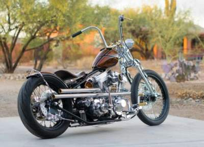 2019 Custom Built Motorcycles Chopper Copper for sale craigslist photo