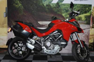 2019 Ducati Multistrada 1260 S Touring Red Red for sale