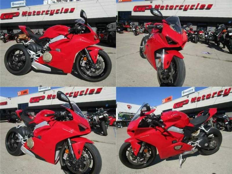 2019 Ducati Superbike Panigale V4 Red for sale