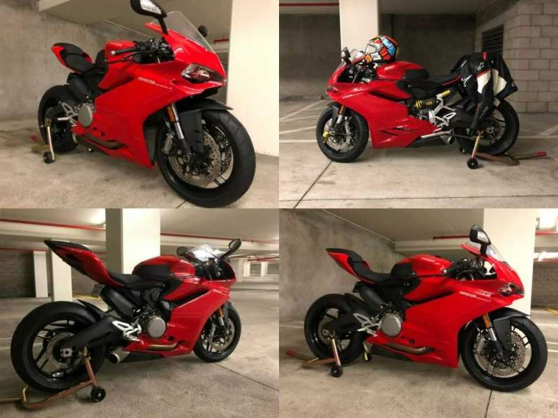 2019 Ducati Superbike Red for sale craigslist photo