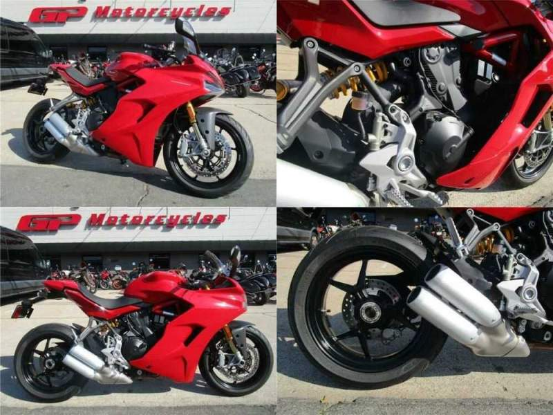 2019 Ducati Supersport S Red for sale