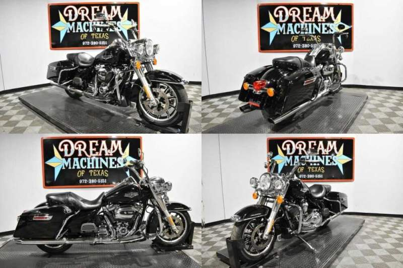 2019 Harley-Davidson FLHR - Road King Black for sale craigslist