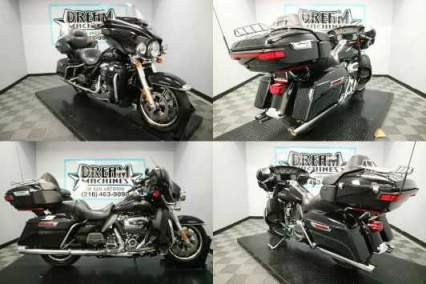 2019 Harley-Davidson FLHTCU - Electra Glide Ultra Classic Black for sale craigslist photo