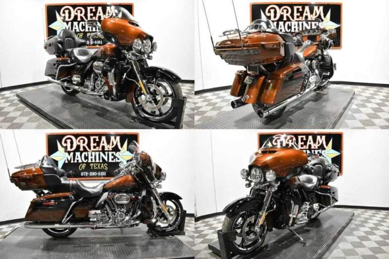 2019 Harley-Davidson FLHTKSE - Screamin Eagle Limited CVO Black for sale craigslist
