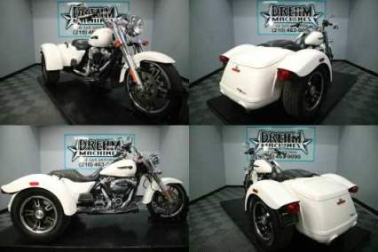 2019 Harley-Davidson FLRT - Freewheeler Bonneville Salt Pearl for sale craigslist