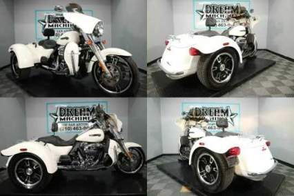 2019 Harley-Davidson FLRT - Freewheeler Bonneville Salt Pearl for sale craigslist photo