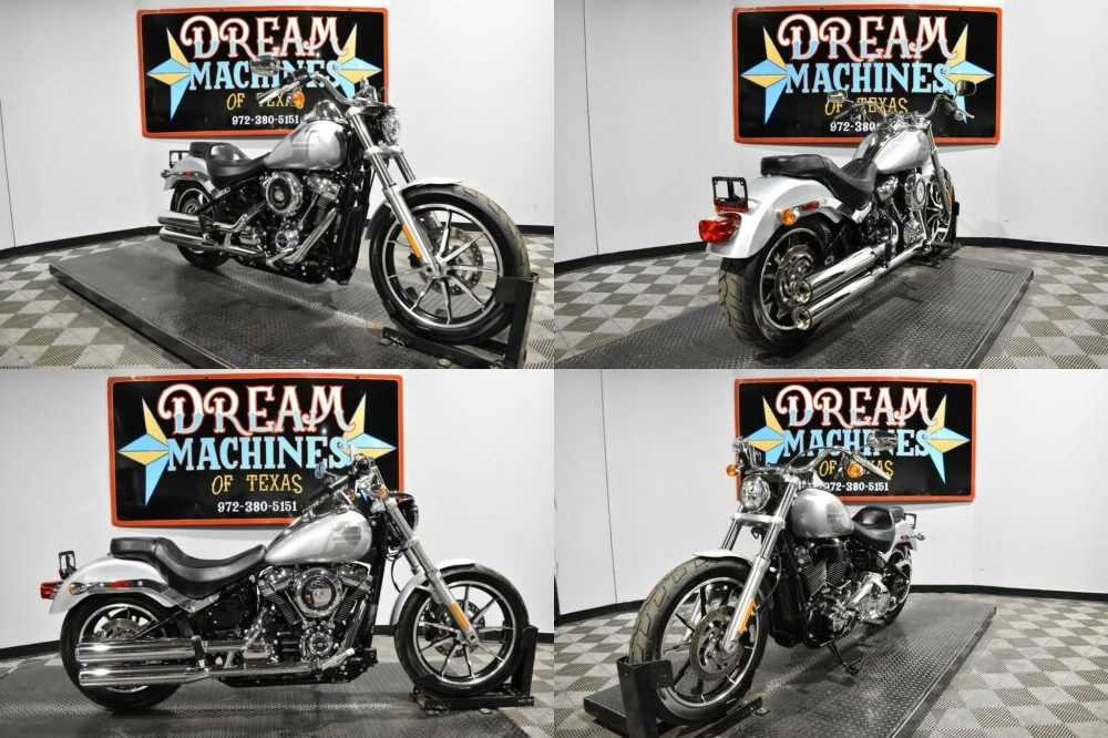 2019 Harley-Davidson FXLR - Softail Low Rider Silver for sale craigslist
