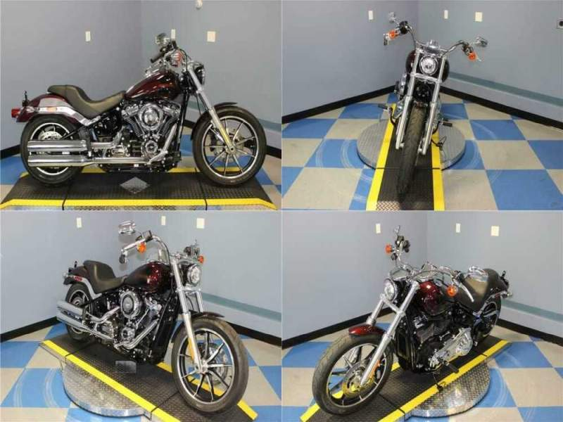 2019 Harley-Davidson Softail Low Rider Black for sale craigslist