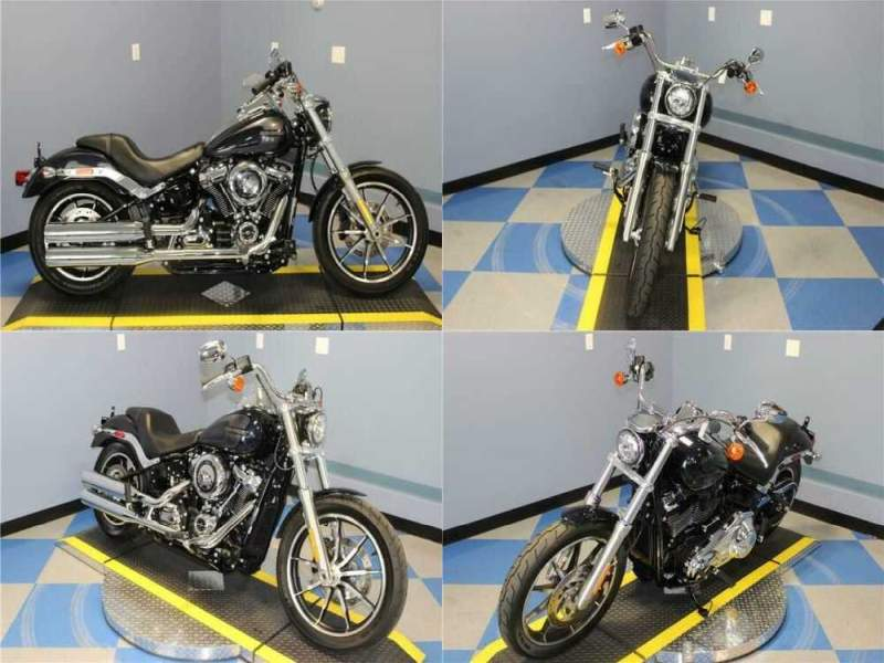 2019 Harley-Davidson Softail Low Rider Blue for sale craigslist photo