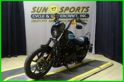2019 Harley-Davidson Sportster XL 1200NS - Iron 1200 BLK for sale
