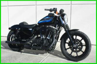 2019 Harley-Davidson Sportster Black for sale craigslist photo